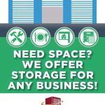 business storage Canton OH